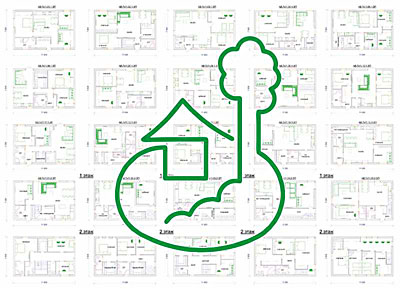 проект дома 7 х 11 м