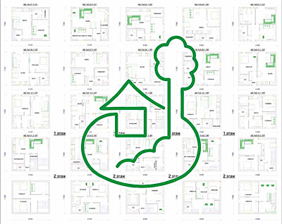 проект дома 7 х 8 м
