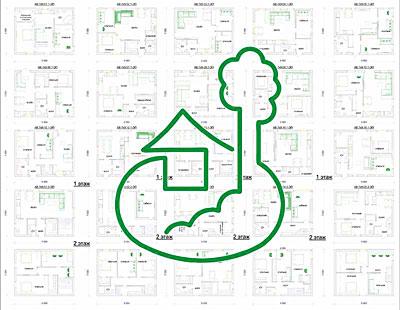 проект дома 7 х 9 м