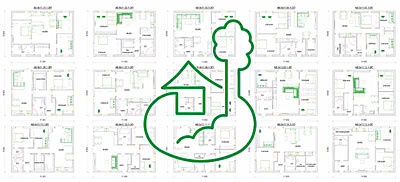проект дома 8 х 11 м