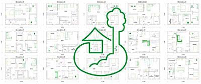 проект дома 8 х 12 м