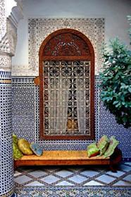Патио. 55 идей в марокканском стиле