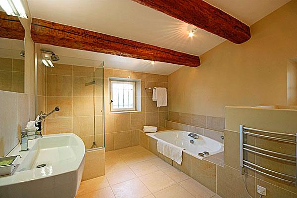 ванная комната в проекте дома