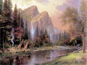 Картины для интерьера, коллекция «Сказка»