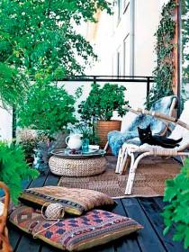 Дачная терраса в вашем саду | Идеи дизайна террас