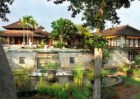 Вилла на Бали, экзотика в пляжном стиле
