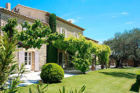 Уютный дом во Франции