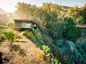 стеклянный дом | дом на горе