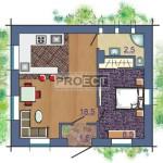 Функциональная планировка Вашего небольшого дома