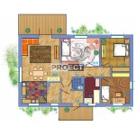 Прекрасные проекты домов с камином | домашний уют в Вашем доме