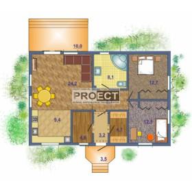 Кирпичный дом под ключ, снимет всю головную боль приобретения недвижимости