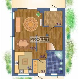 Классический проект двухэтажного дома для большой семьи