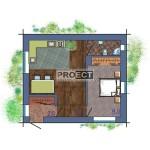 Создать проект дома для Вас, порадует компактностью и экономией