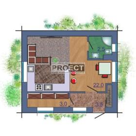 Индивидуальный проект дома спроектированый под Ваши пожелания