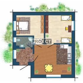 Созданный проект дома для комфортной жизни