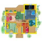 Проекты домов с террасой для отличного отдыха в собственном доме