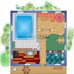 Великолепные проекты домов с бассейном,  никого не оставят равнодушным