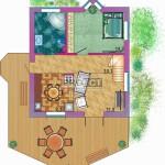 Дом из кирпича проекты фото для Вашего участка