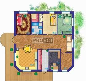 Нарисовать проект дома и соблюсти контроль всего процесса, является главным моментом реализации