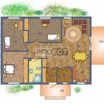 Проект индивидуального жилого дома, как отличное капиталовложение в инвестирование
