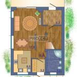 Проекты мансардных домов, как альтернативное решение большому дому