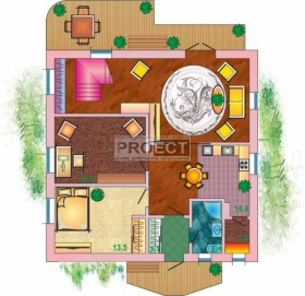 Проекты компактных домов для молодой семьи