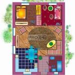 Проекты узких домов для узких участков, это то что Вы так долго искали
