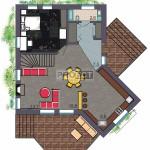 Проект современного жилого дома для Вашего проживания