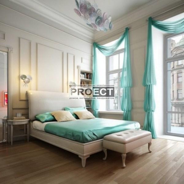 спальня для женщины