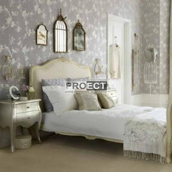 спальня в интерьере