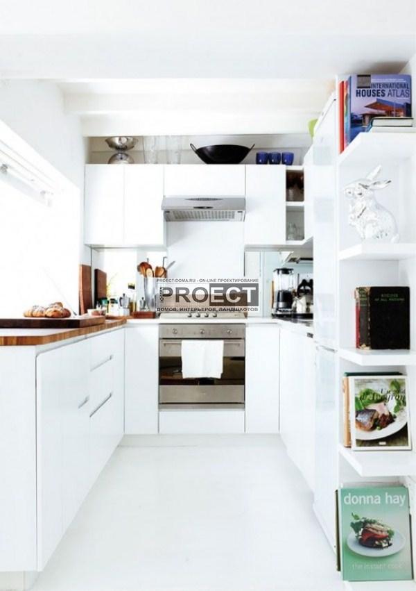 дом белого цвета | белая кухня