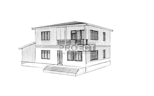 показательный дом   энергосберегающий дом   дом в Сочи