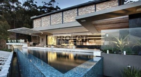 luxury-residence | роскошная резиденция | фасад дома
