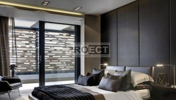 luxury-residence | роскошная резиденция | фасад дома | спальня