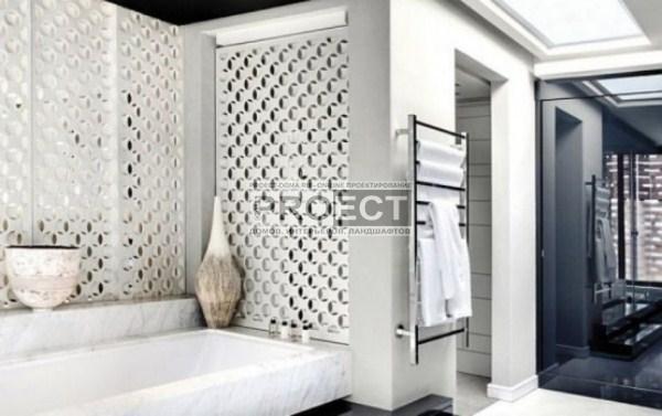 luxury-residence | роскошная резиденция | фасад дома | ванная комната