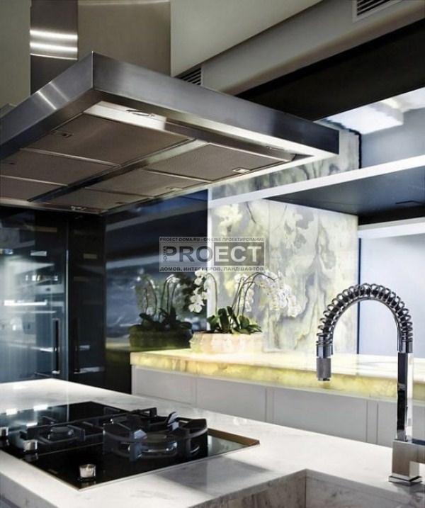 luxury-residence | роскошная резиденция | фасад дома | кухня