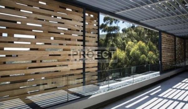 luxury-residence | роскошная резиденция | фасад дома | панорамное остекление