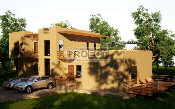 tawnhouse | таунхауз | дом на 3 квартиры | вертикальный таунхауз | таунхаус