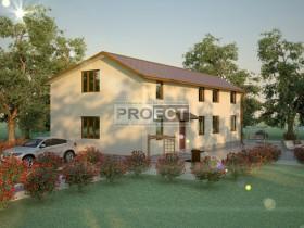 Проект частного дома для молодой семьи, г. Ростов-на-Дону