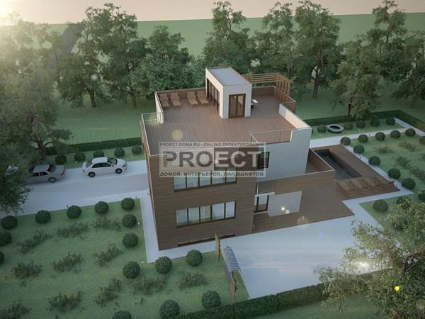 minimaizm | проект дома в стиле минимализм | красивый проект дома