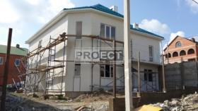Проект «вертикальный таунхауз», коэффициент энергосбережения R=5.0, г. Новороссийск