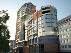 Проект многоэтажного жилого дома, г. Ростов-на-Дону