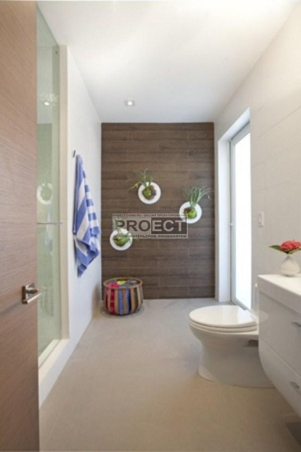 озеленение ванной комнаты
