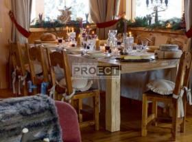 Столовые во французском стиле | 48 идей дизайна столовой