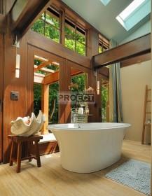 деревянная ванная комната | 45 идей интерьера вашей ванной комнаты