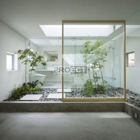 ванная комната с растениями | 49 идей озеленения ванной комнаты
