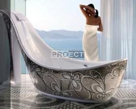 женская ванная комната | 70 идей для интерьера ванной комнаты для женщин