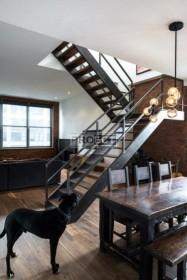 Мужской пентхаус— стильное холостяцкое жильё