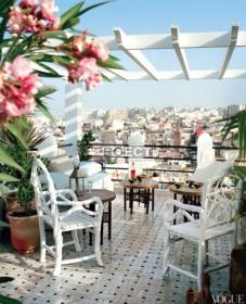 Изысканный марокканский стиль в интерьере