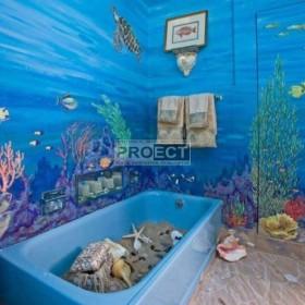 Декорирование ванной комнаты, 44 идеи для реализации
